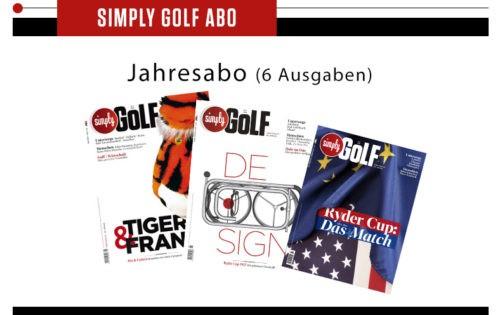Simply Golf – 6 Ausgaben