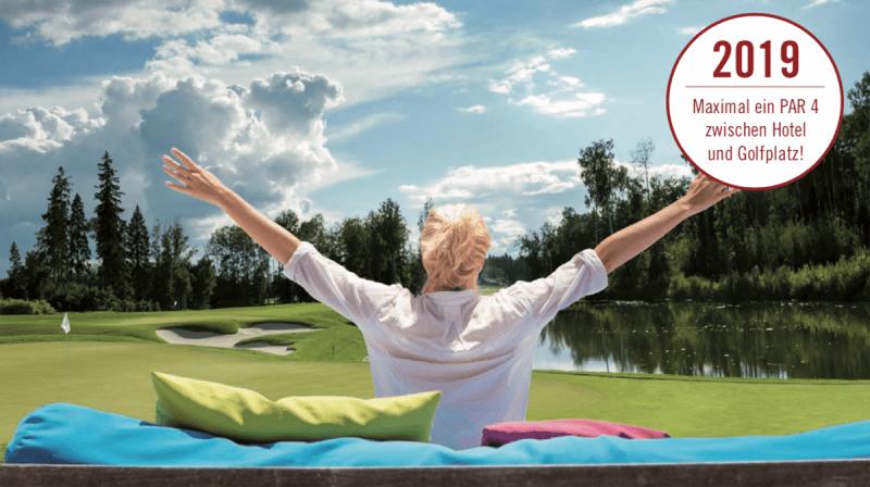 Hotels auf dem Golfplatz: Viele Neuerungen bei den Markenpartnern