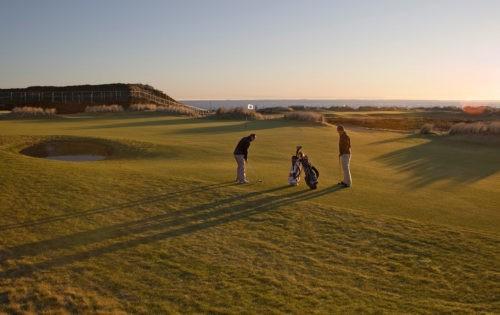 Severin's Resort & Spa: Golfhopping auf Sylt