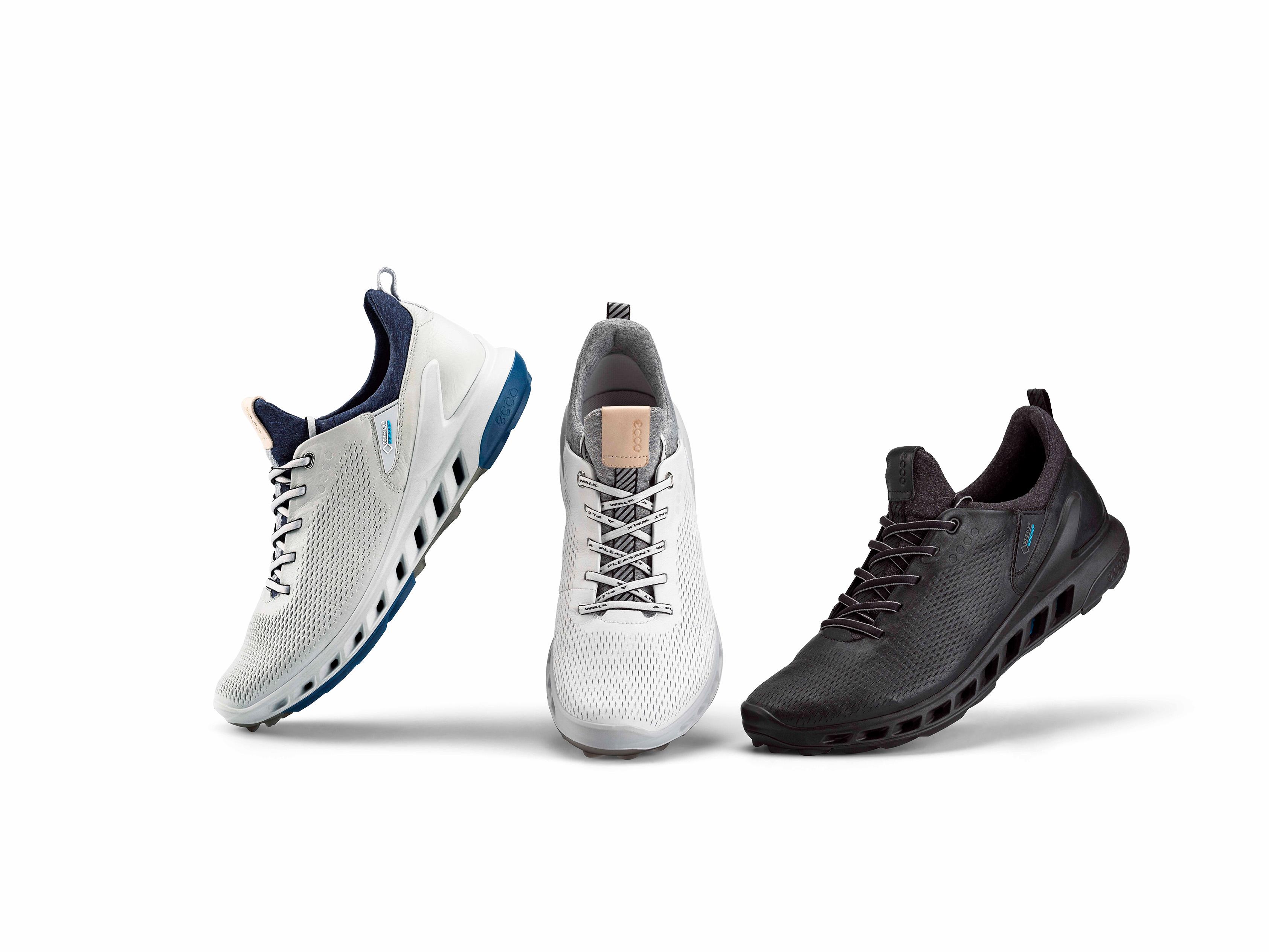 new concept 383db 5e780 ECCO®GOLF lehrt die Schuhe atmen – Simplygolf