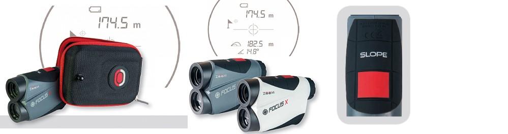 Limitierte Aktion: Zoom Focus X Laser & ein Jahr Simply Golf um einmalig nur € 179,–