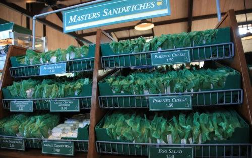 US Masters: Champions Diner – Woods serviert Suhsi & Fajitas & Österreichs Beitrag