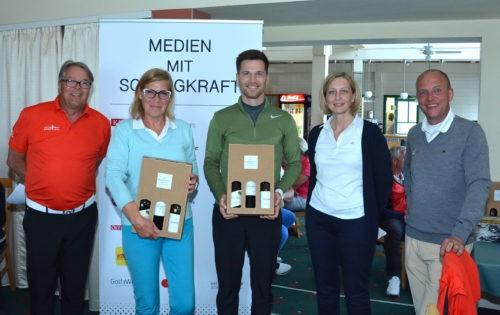 Media Golf Austria: Rekord-Opener nach Lock-Down