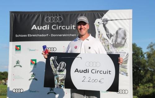 Audi Circuit, 2. Station: Lukas Lipold holt sich den Sieg in Donnerskirchen