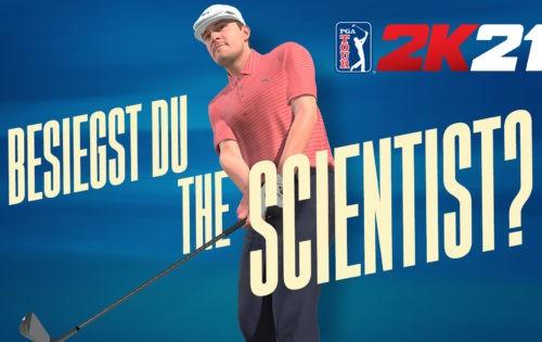Mega: Der Trailer zum Karrieremodus von PGA TOUR® 2K21