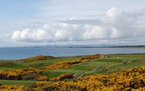 Schottlands Westen: Der Zug zum Golfplatz