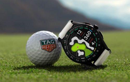 TAG HEUER Sonderedition Golf