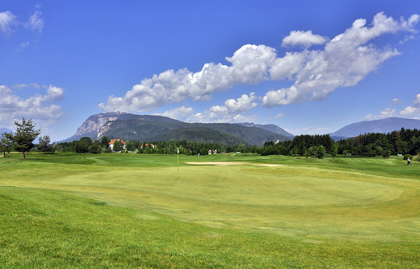 Schloss Finkenstein Alpe Adria Golf Card