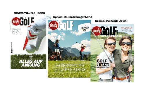 Kombination komfortabel: XL Golfversicherung | Zoom Focus Laser | ein Jahr Simply Golf