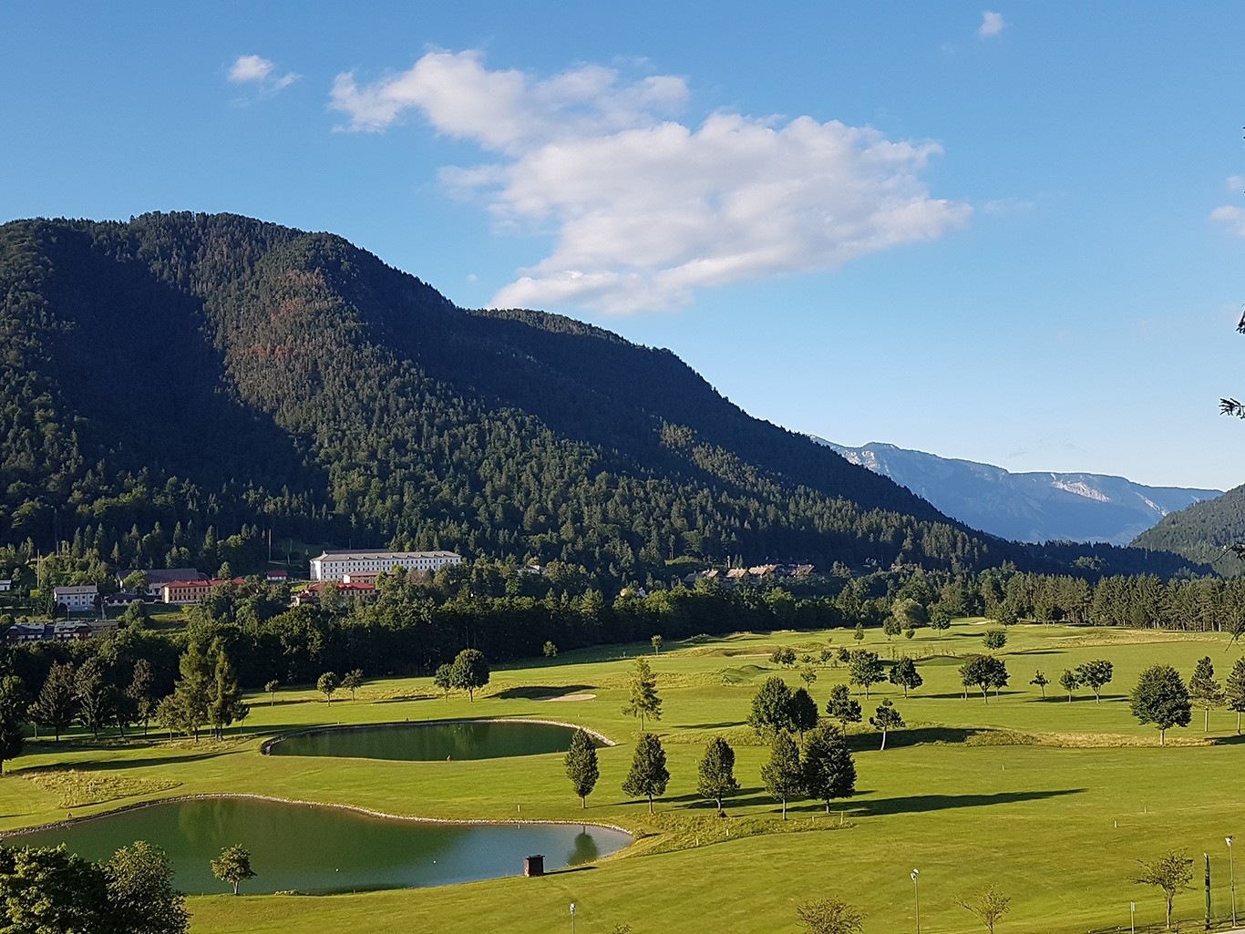 Tarvisio Golf Alpe Adria