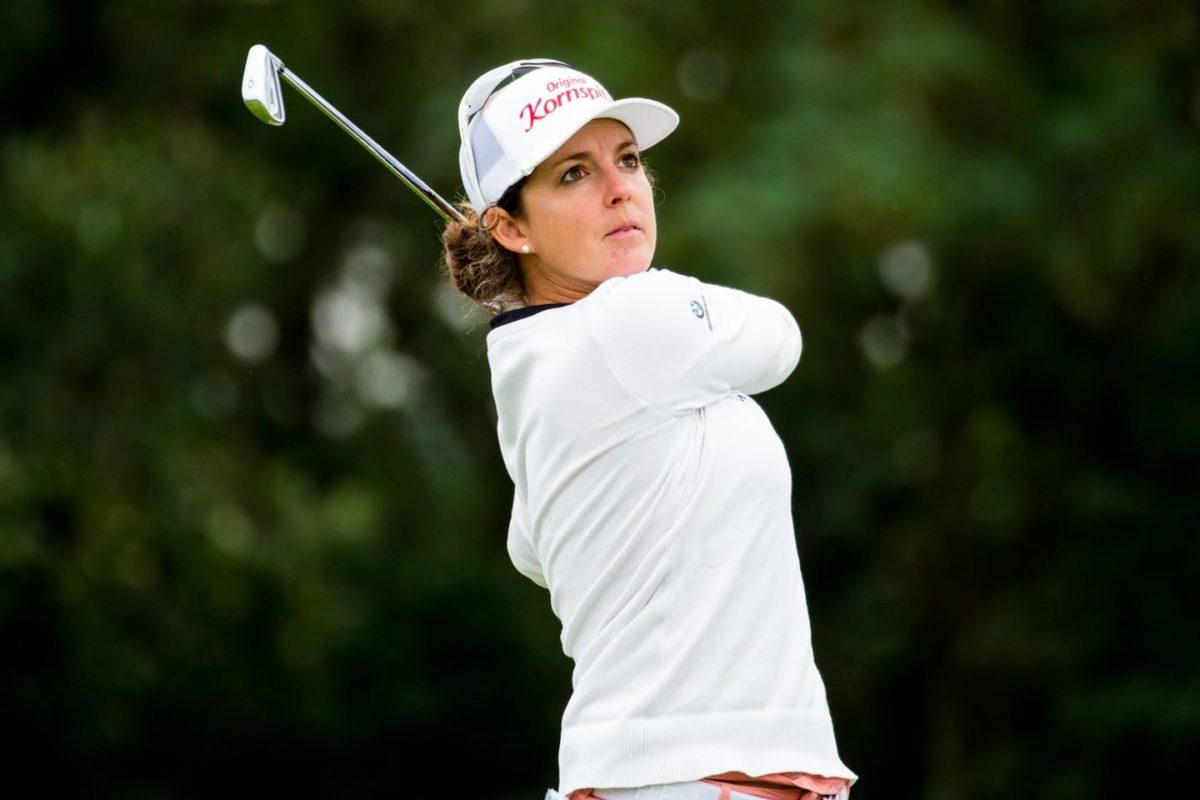 Tipsport Czech Ladies Open: Platz 2 für Christine Wolf