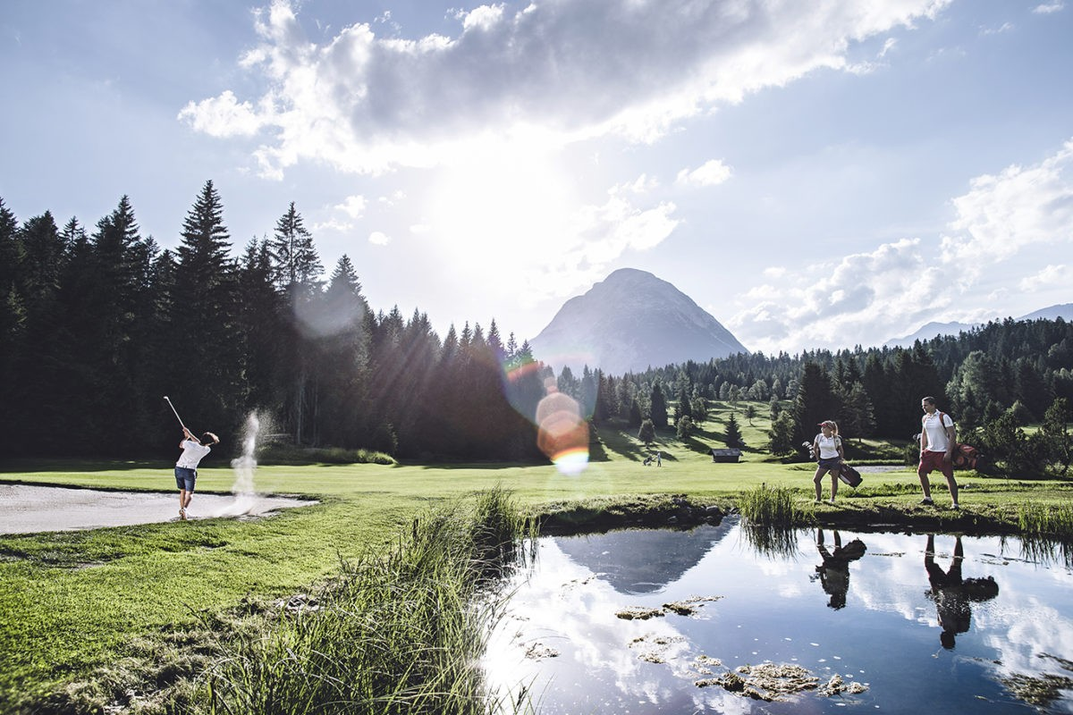 Golf Mental-Workshop mit Robert Nussbaumer