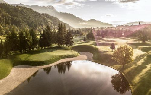 Pro Golf Tour: Schladming Dachstein Open by EURAM Bank