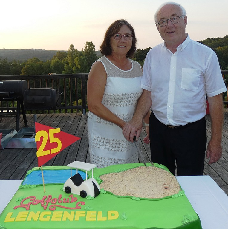 25 Jahre GC Lengenfeld