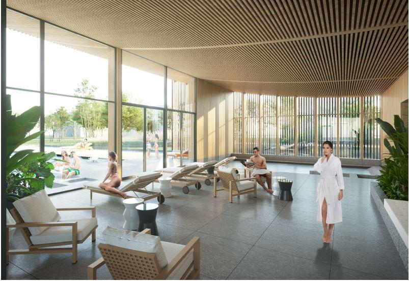 Zala Springs: Wellness-Center als neues, zusätzliches Highlight