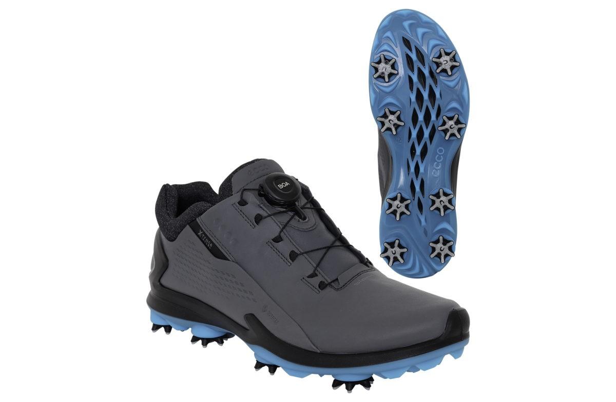 Herren-Golfschuh Ecco Biom G3 BOA, GORE-TEX