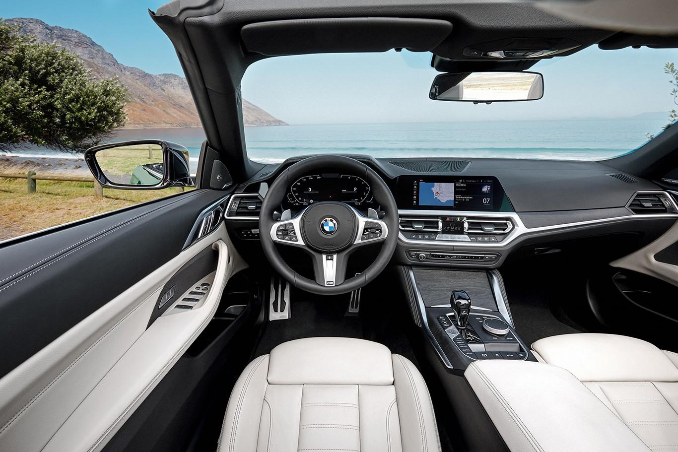 BMW präsentiert das neuen 4er-Cabrio