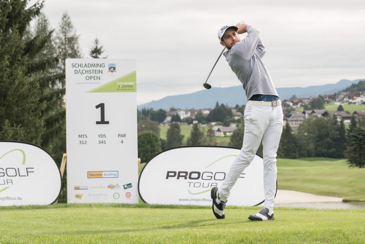 Thomas Rosenmüller gewinnt die Schladming Dachstein Open 2020