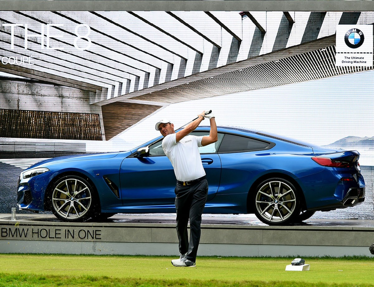BMW PGA Championship 2020: das bedeutendste Golfturnier des Jahres in Europa.