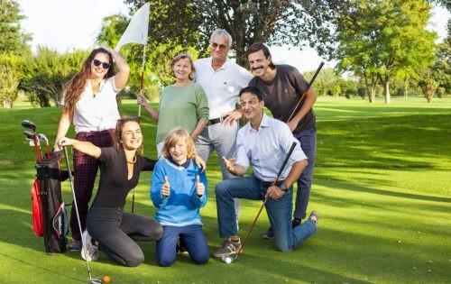 1st Austrian Golf Show: Familie Birdie wird platzreif