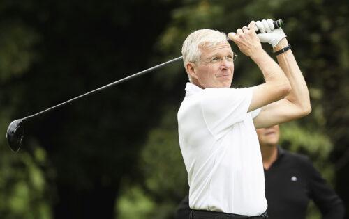 """""""Golf ist schlicht und ergreifend gesund"""""""