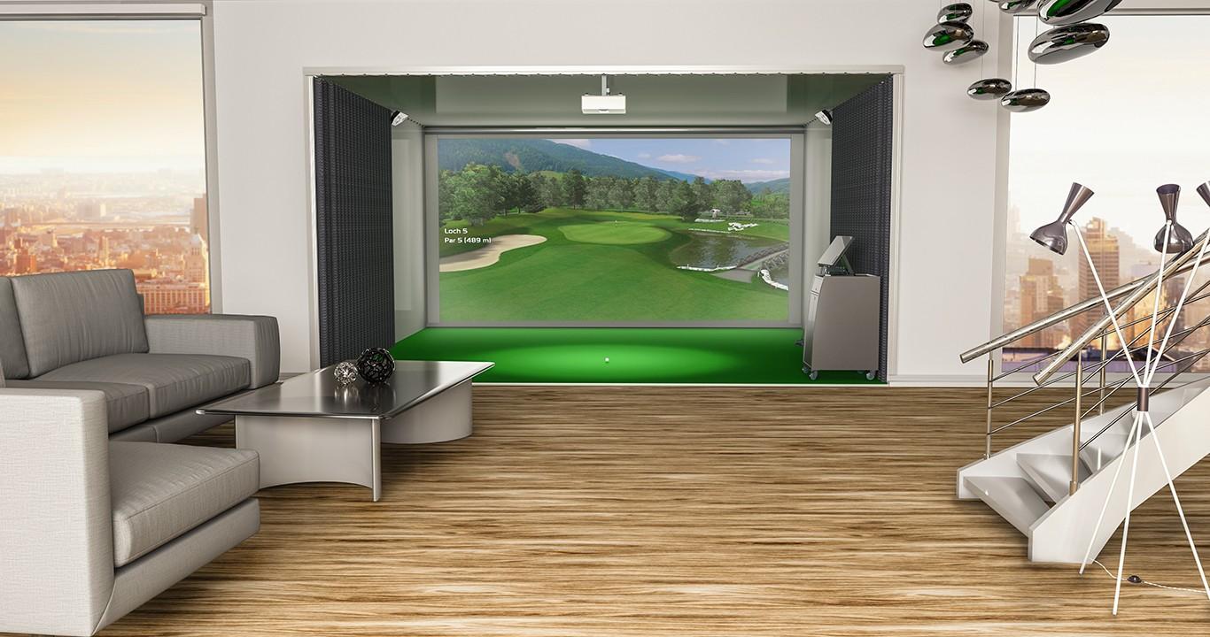 """Indoor Golf: """"Es kommt auf den Verwendungszweck an"""""""