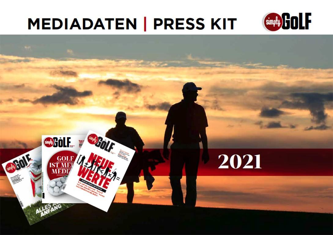 Simply Golf: Mediadaten 2021 AKTUALISIERT