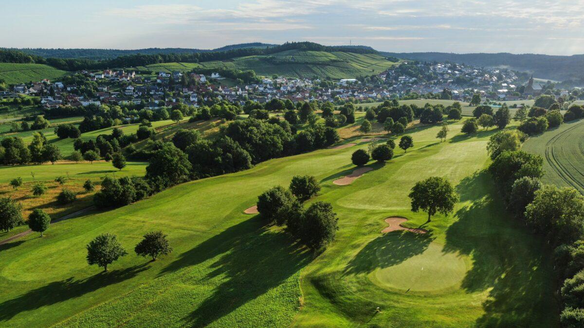 Heitlinger Genusswelten: Golf-Urlaub in der deutschen Toskana