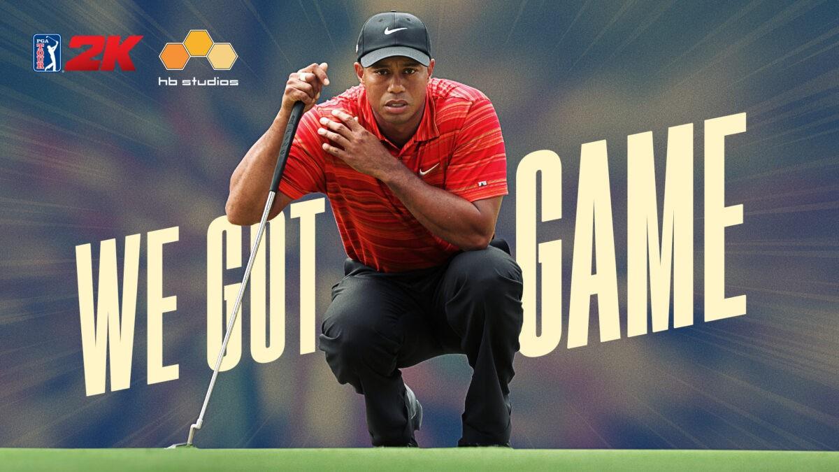 Woods: Exklusivertrag mit PGA Tour 2K