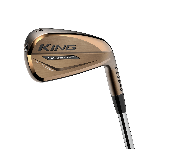 COBRA Golf macht auf Kupfer