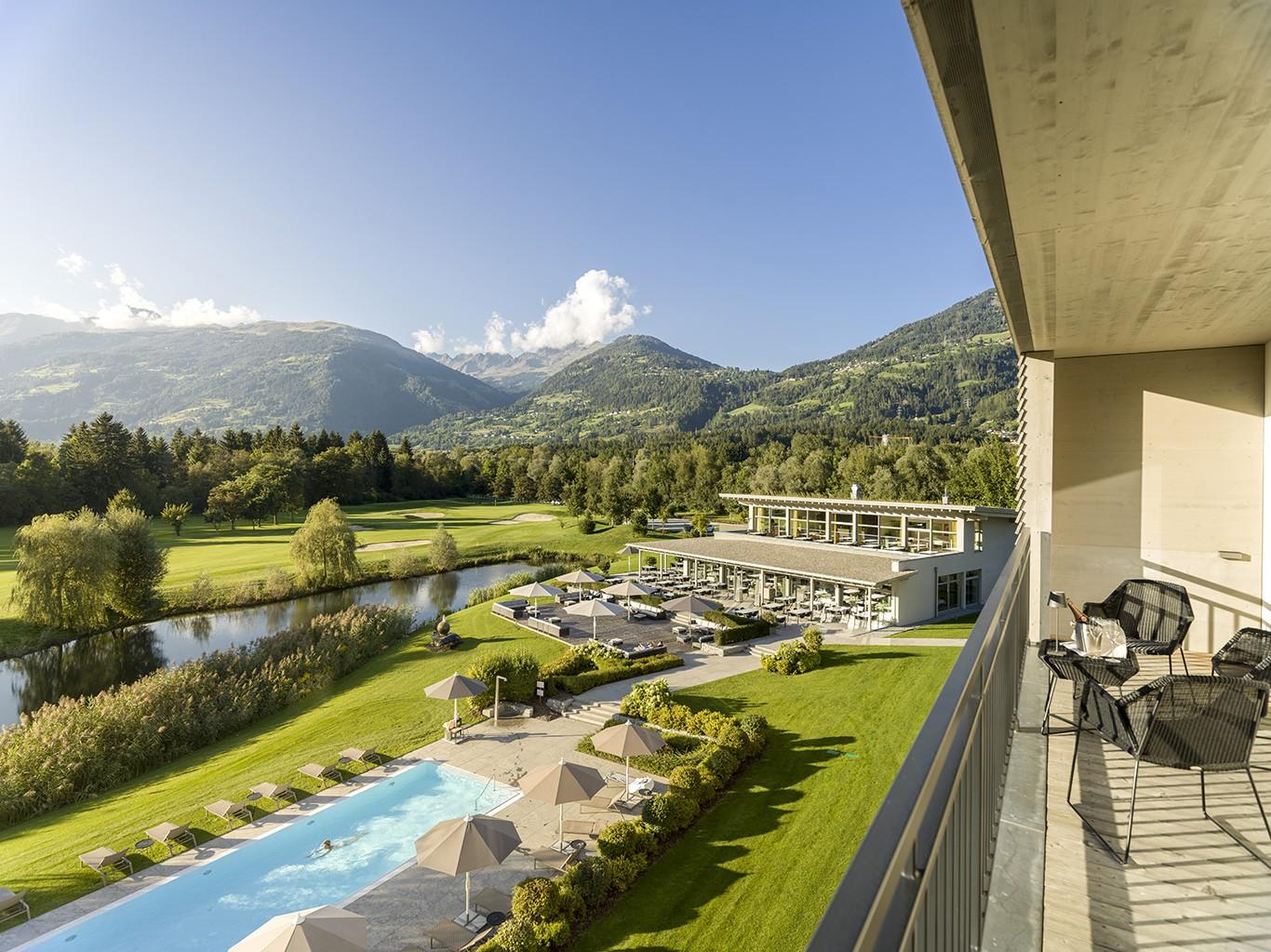 Dolomitengolf Resort: Noch mehr Luxus
