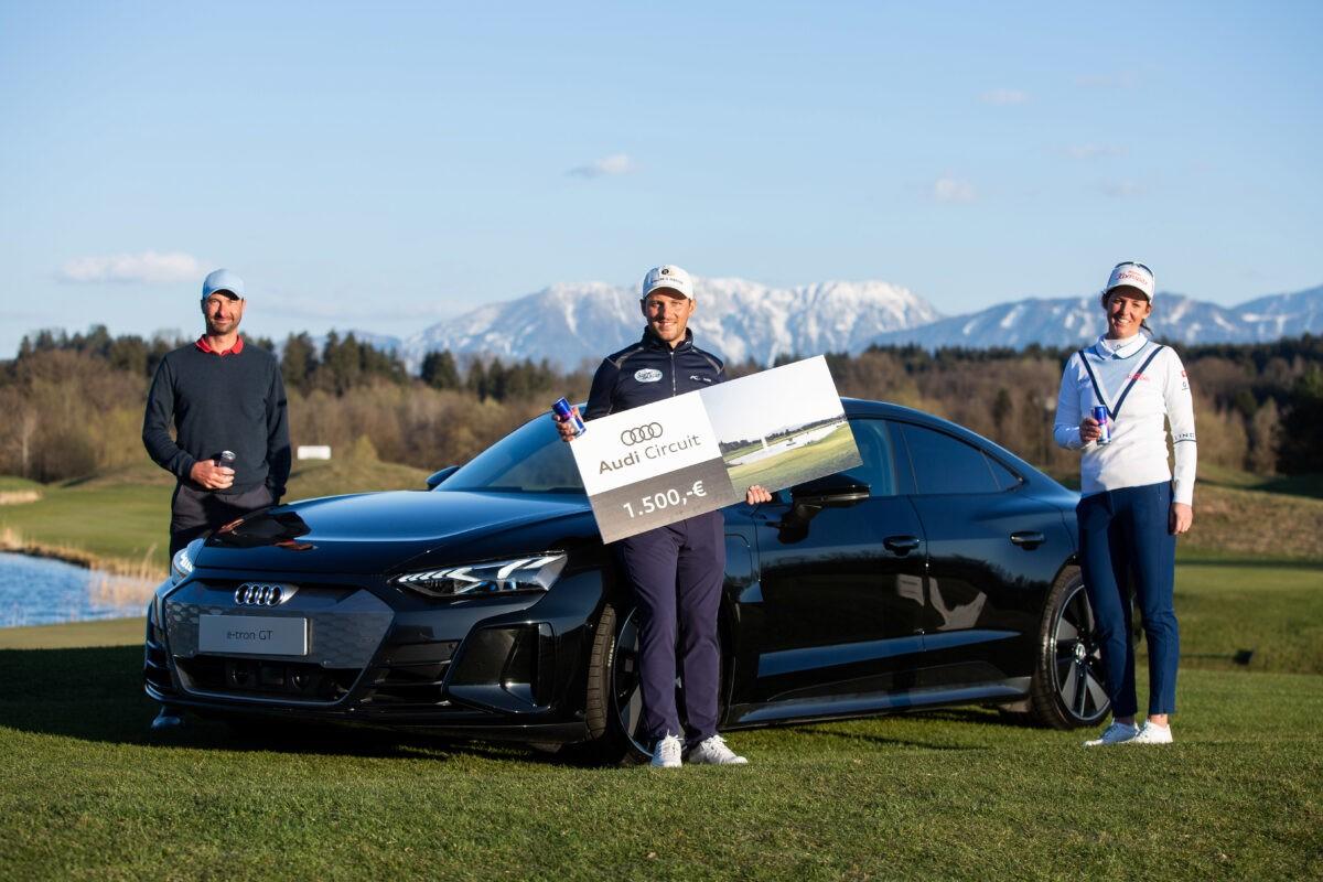 Audi Circuit: Lukas Nemecz holt sich den Sieg in Klagenfurt-Seltenheim