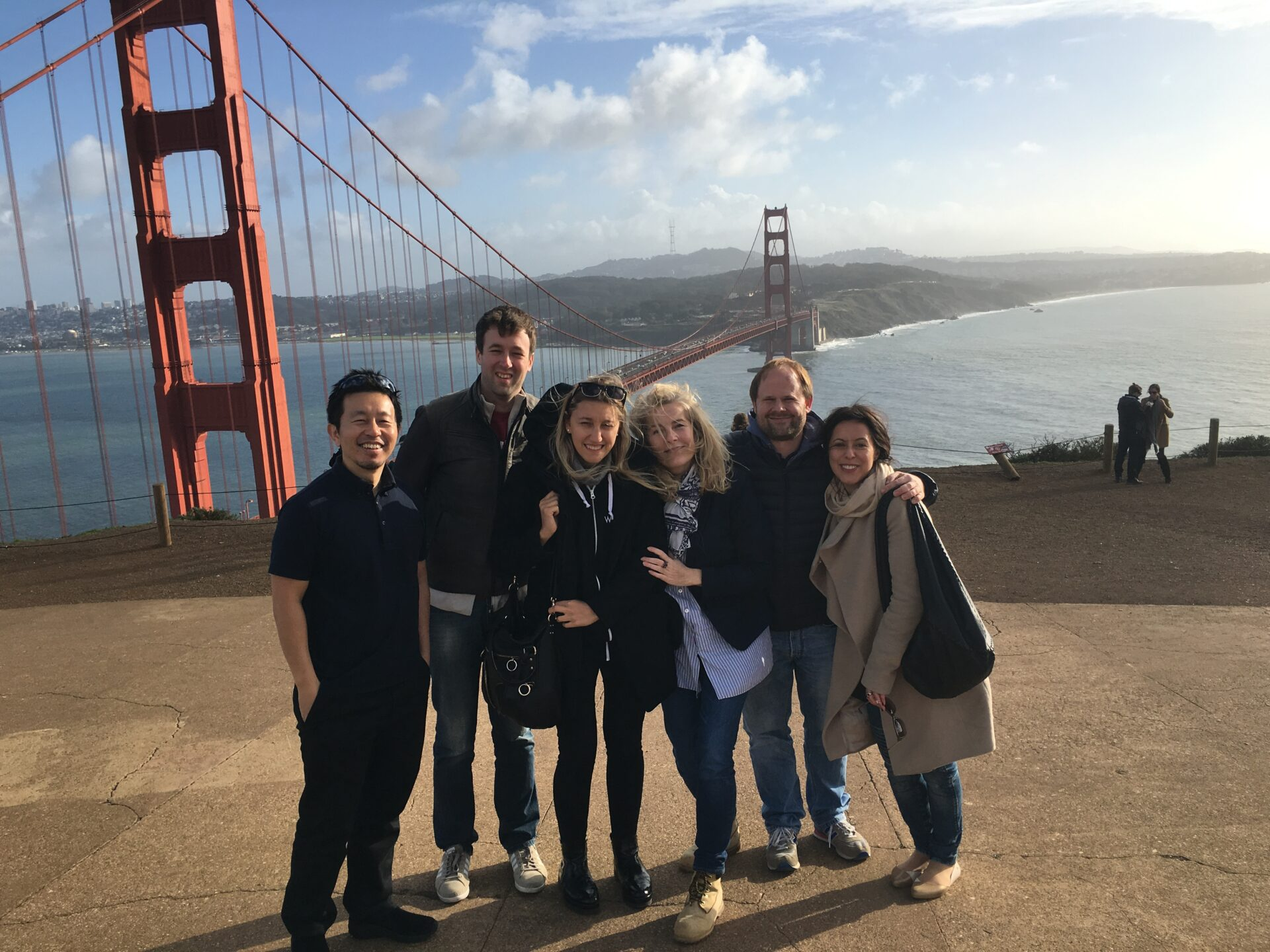 Golf & Innovation: Auf ins Silicon Valley