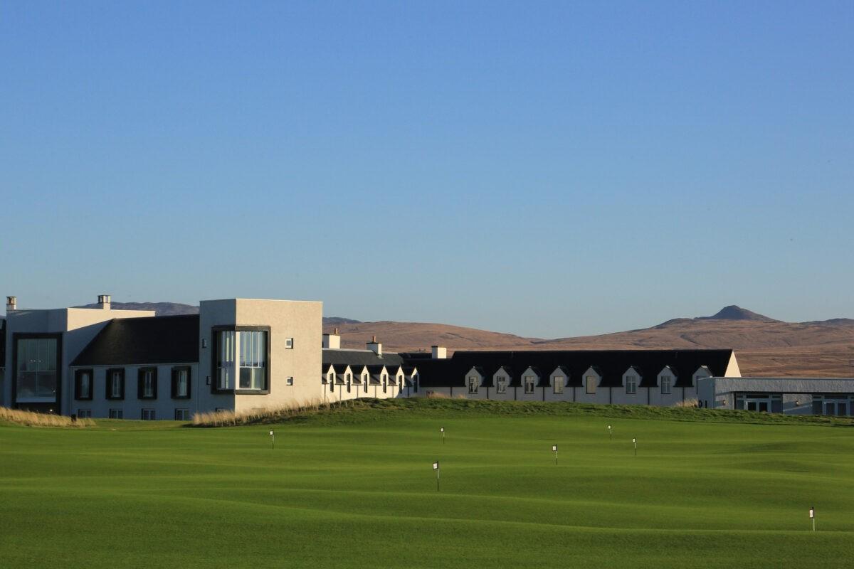 Schottischer Geheimtipp: The Machrie Hotel & Golf Links