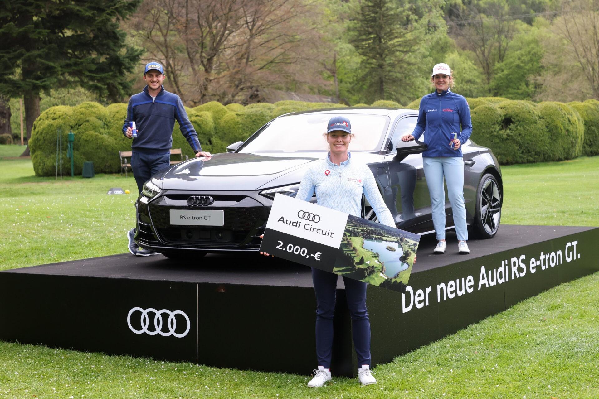 Audi Circuit 2021: Nemecz mit Start-Ziel-Sieg