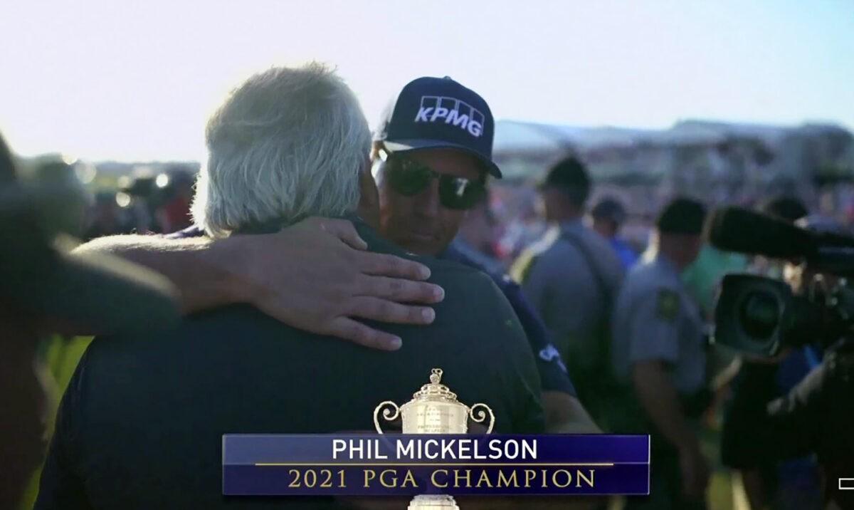 US PGA Championship: Mickelson schreibt Geschichte