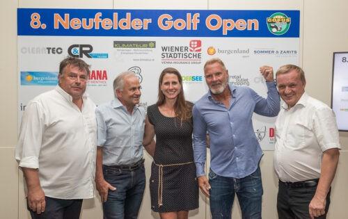Das Gofus 8.Neufeld Golf Open Turnier