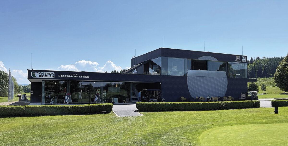 Golfpark Metzenhof: Eröffnung der TopTracer-Range & Gewinnspiel