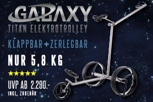Elektro Golf Trolley