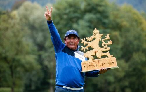 Riegler & Partner Legends: Mauricio Molina (ARG)  feiert Premierensieg